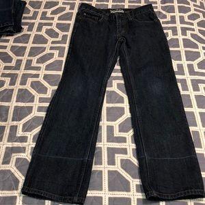 Náutica (12) GUC Boys straight fit jeans 👖❤️